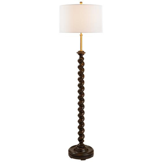 Tudor Twist Adjustable Floor Lamp