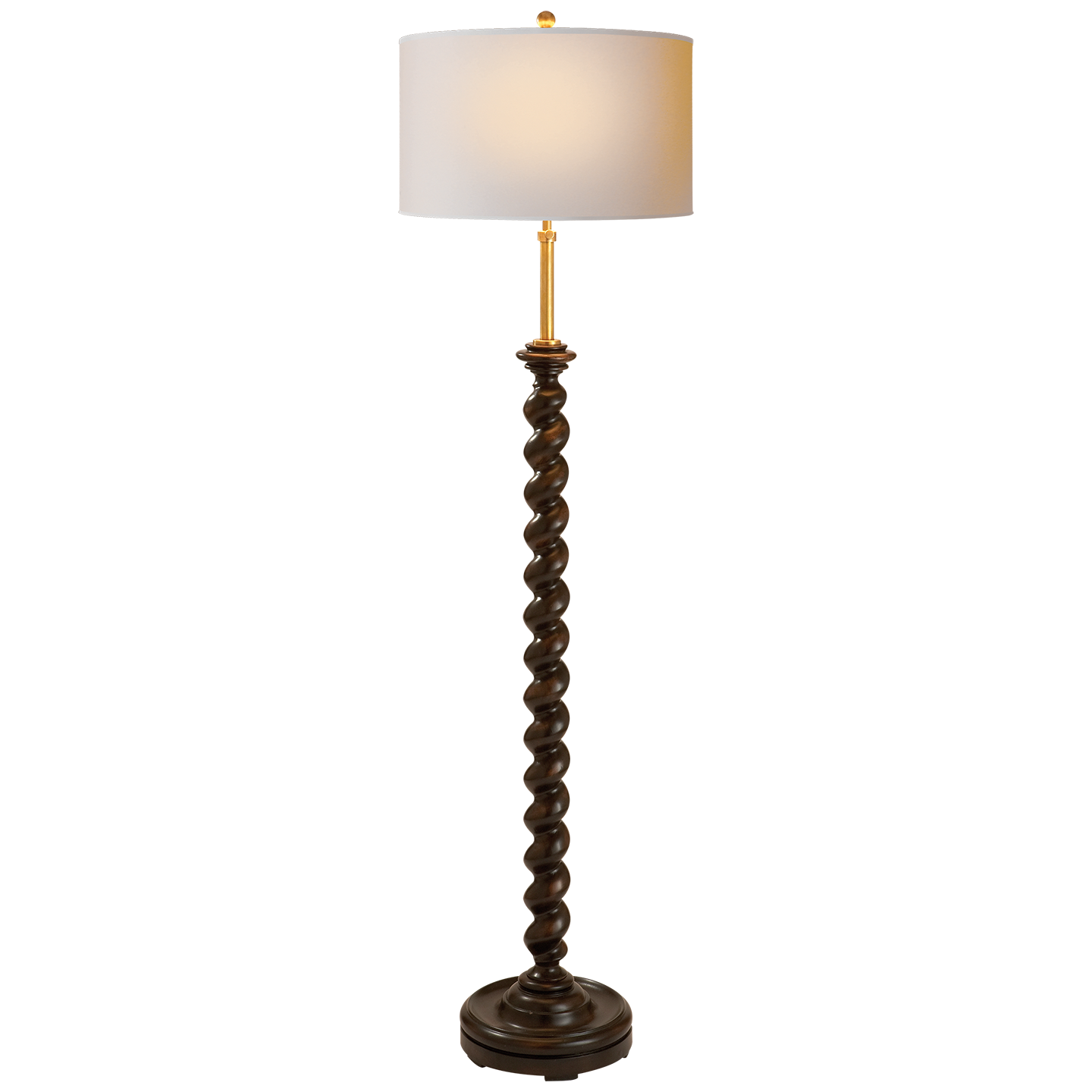 Tudor Twist Adjustable Floor Lamp ...