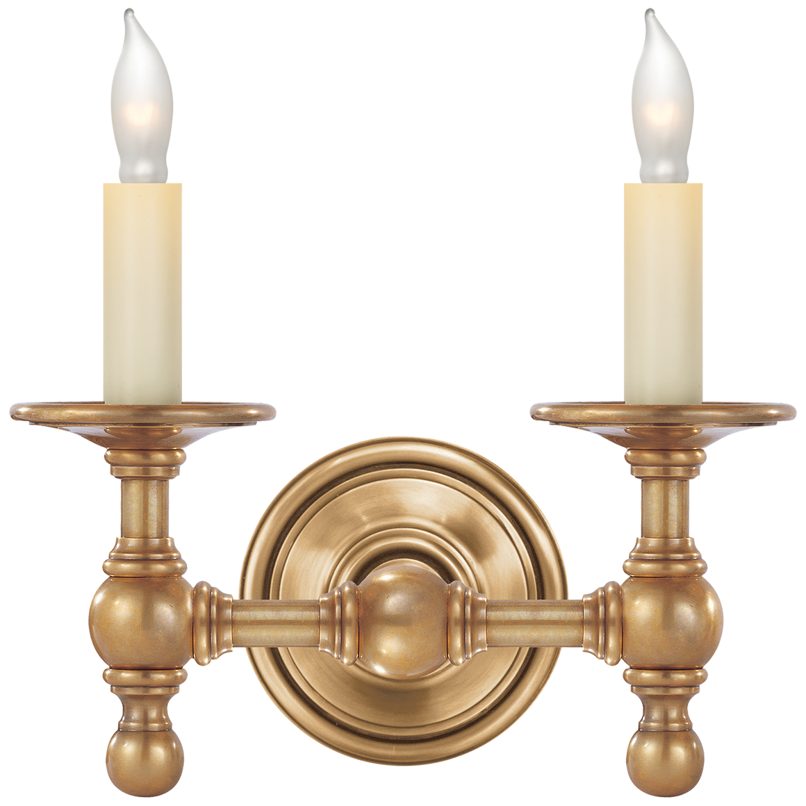 Classic Double Sconce
