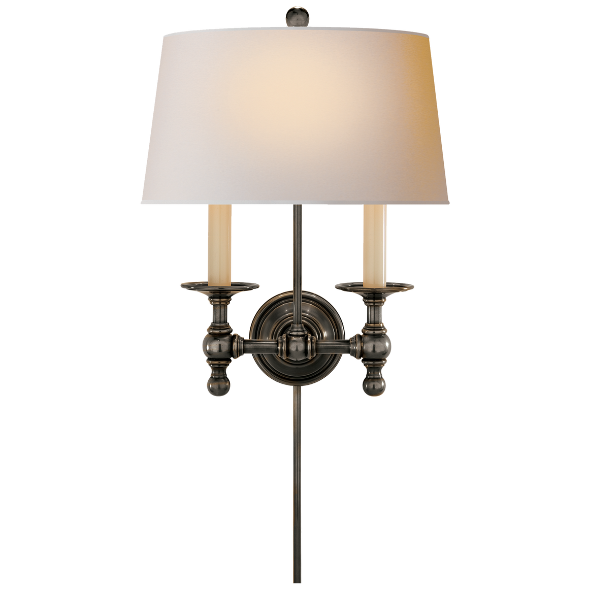 Classic Two-Light Sconce