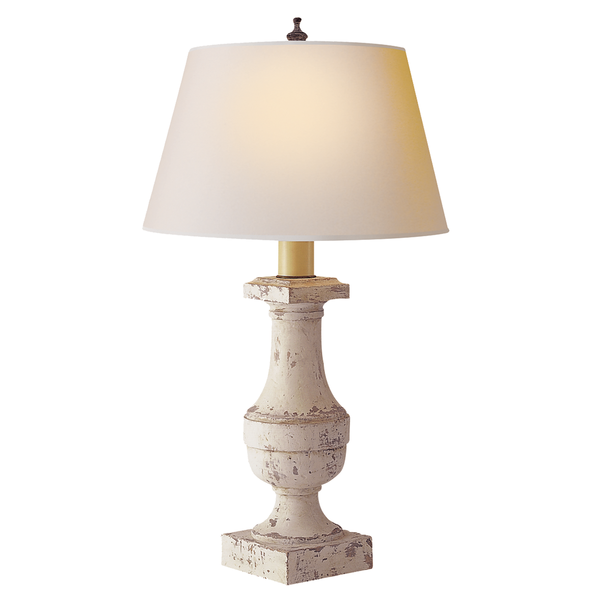 Round Medium Balustrade Table Lamp