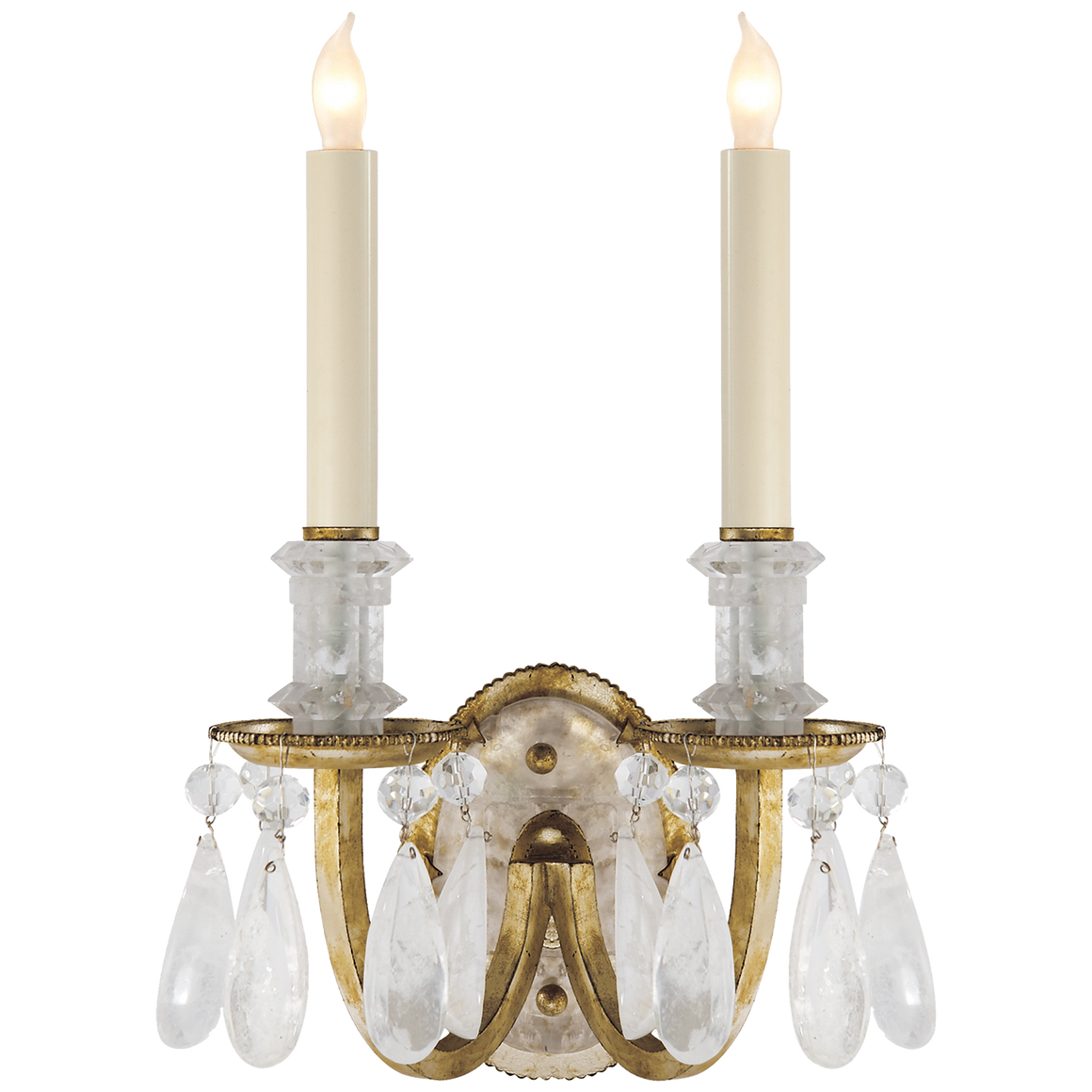 Elizabeth Double Sconce