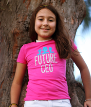 Future CEO Short Sleeve T-Shirt