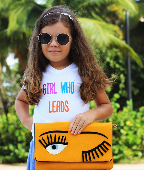 Girl Who Leads Short Sleeve T-Shirt