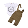 'Little Nursling' Overall Outfit