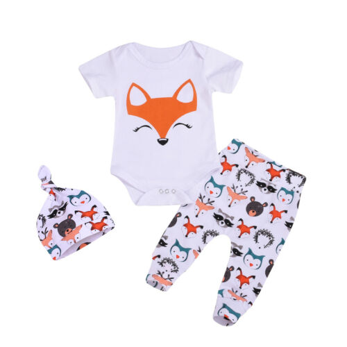 'Fox' Outfit with Beanie