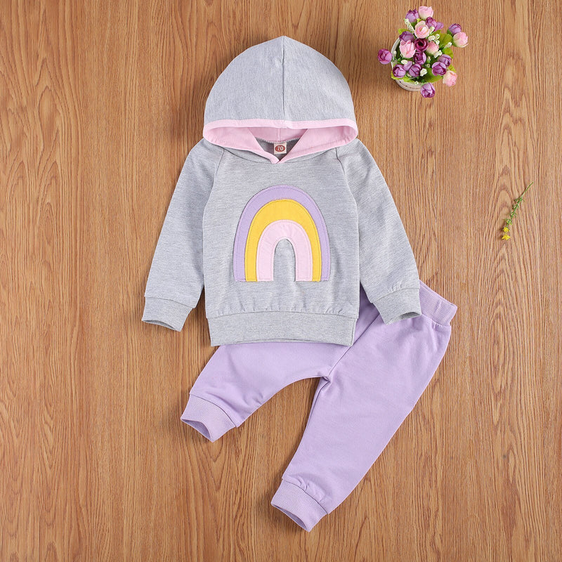RAINBOW Cozy Hoody