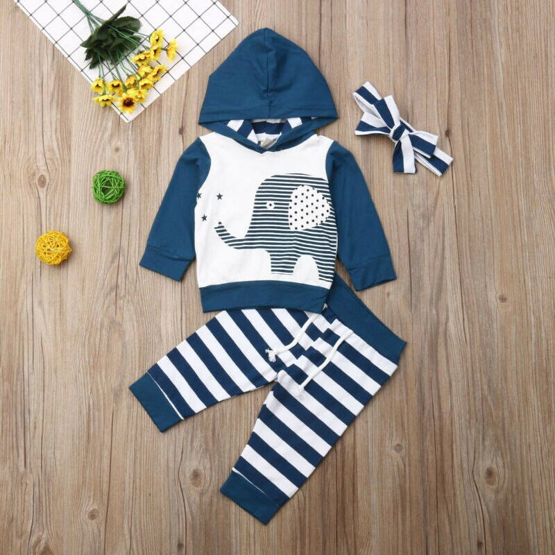 'Elephant' Hoody Outfit