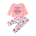 'Little Miss Sassy Pants' Outfit