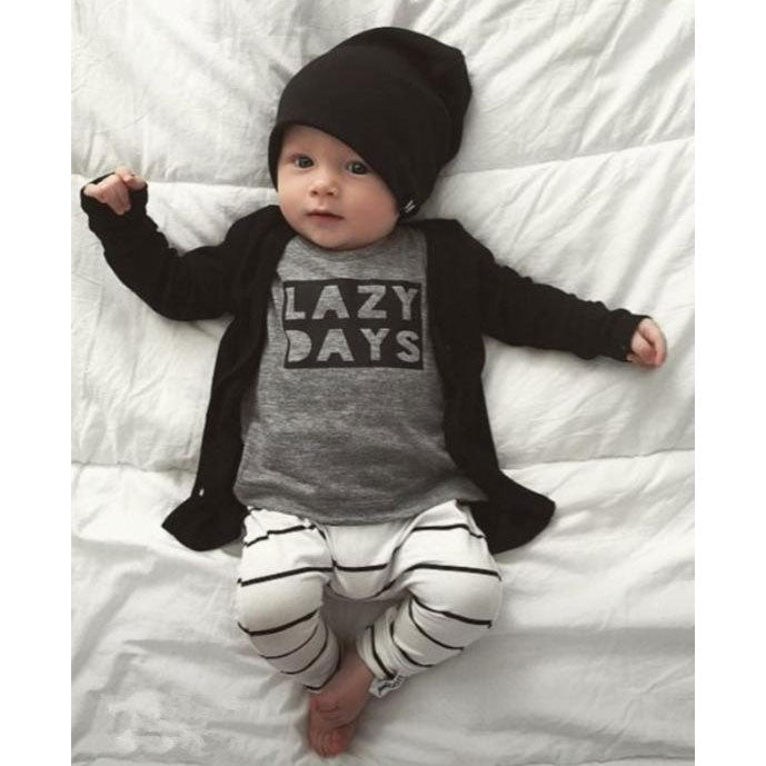 2 Piece 'Lazy Days' Outfit
