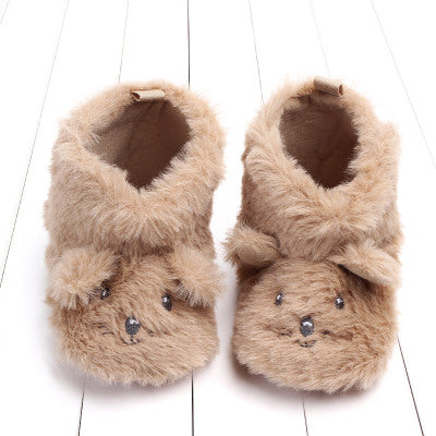 'Fluffy' Winter Boots