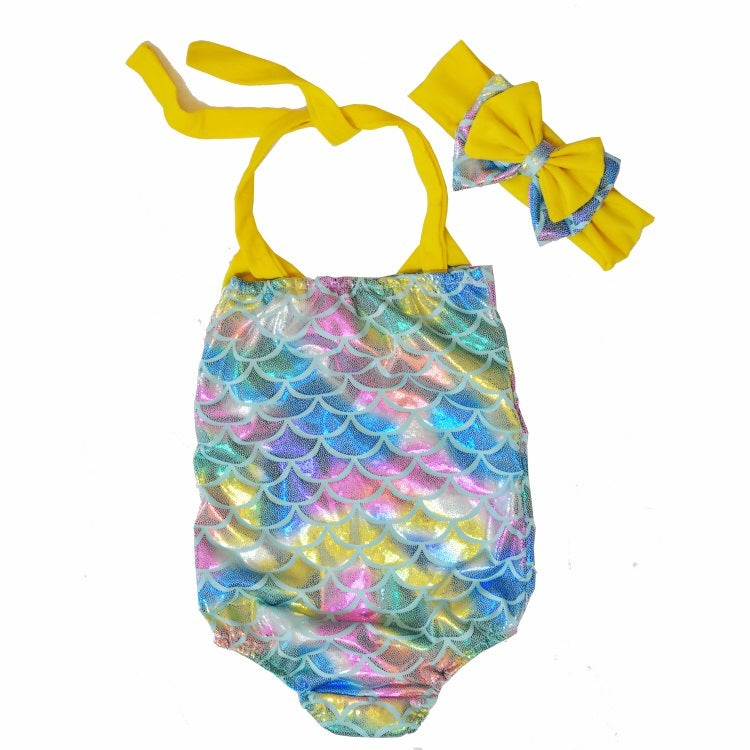 'Rainbow Mermaid' Swimsuit