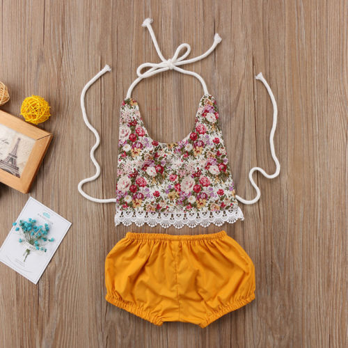 'Wildflower' Summer Outfit