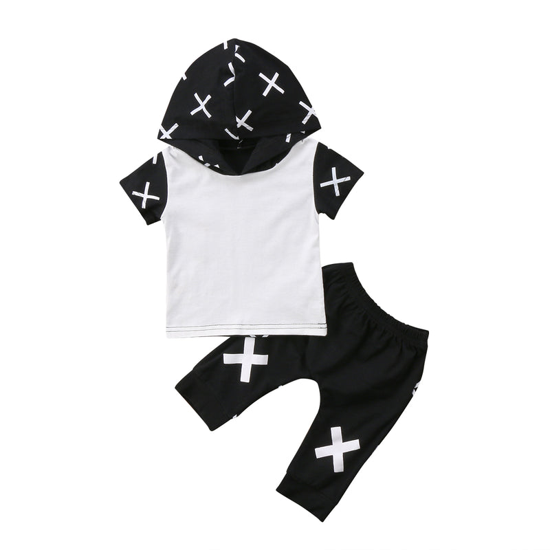 Hooded 'XX' Outfit