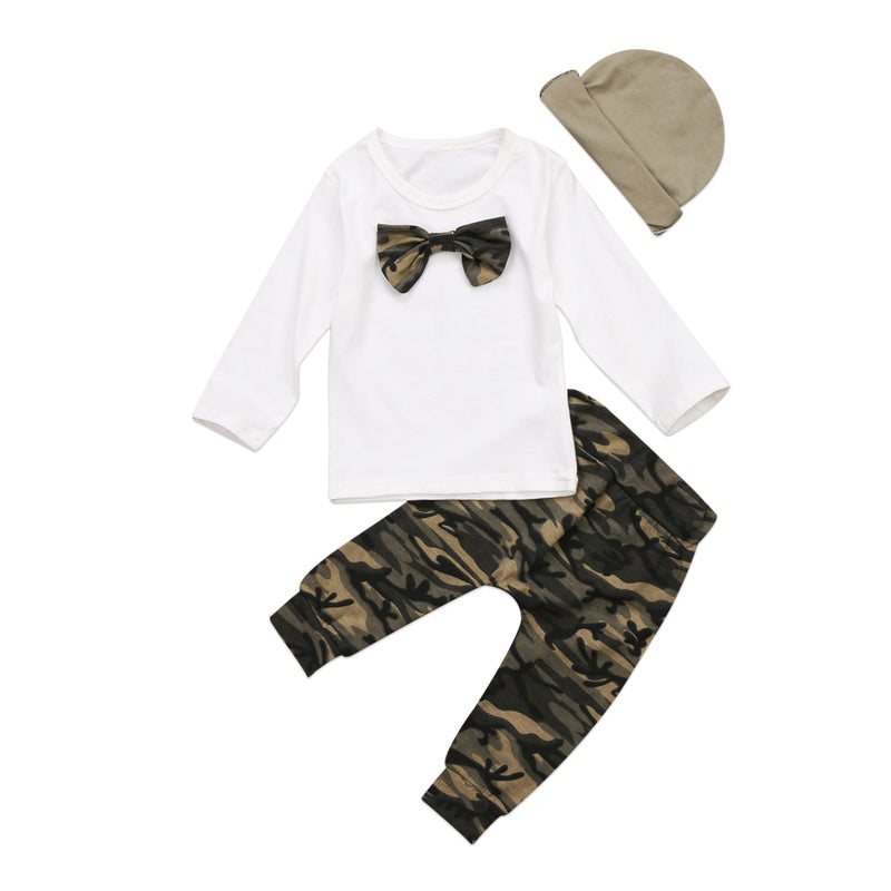 3 piece ' So Fly' Camo Outfit