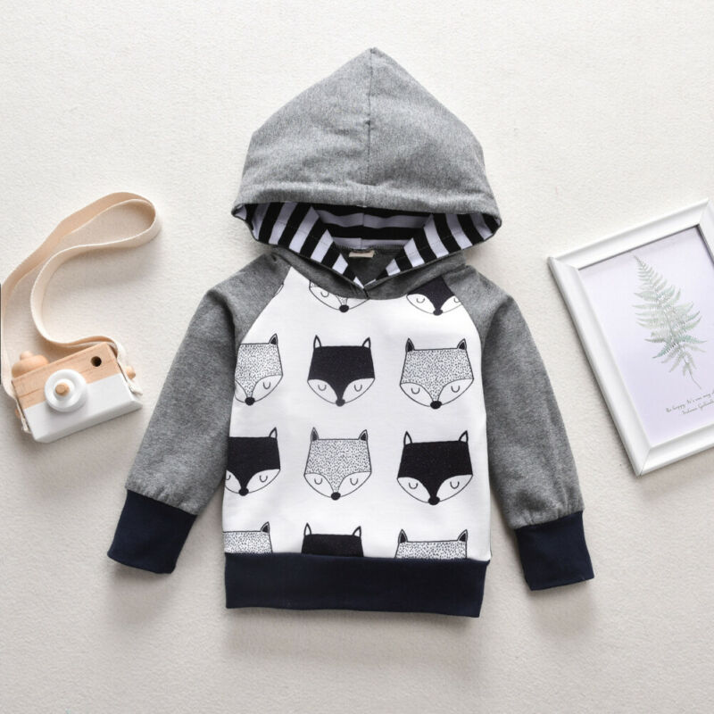 'Fox' Hoody Outfit