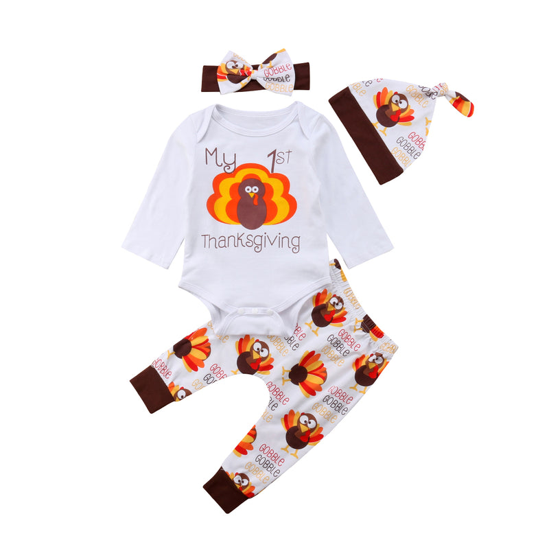 'My 1st Thanksgiving' Outfit