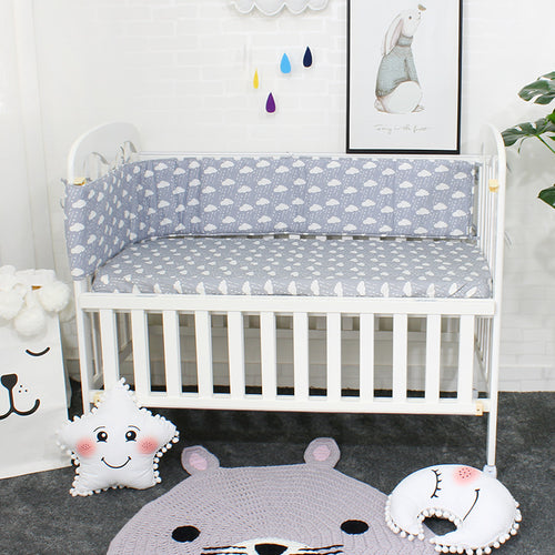 Baby Crib Bumper - Long