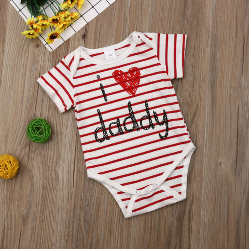 'I love daddy' Onesie
