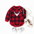 'Deer' Knitted Romper