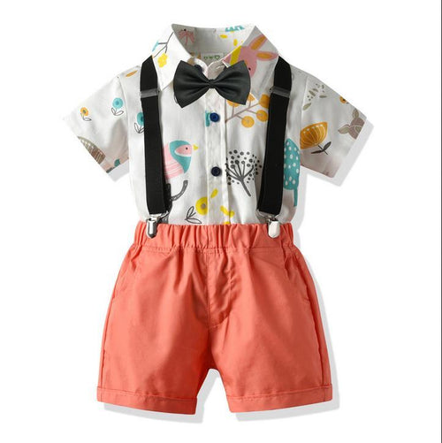 LITTLE BIRD Gentleman Outfit