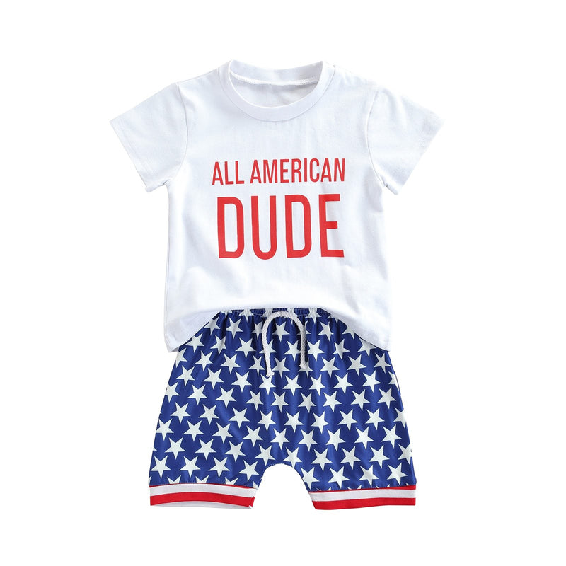 ALL AMERICAN DUDE Summer Outfit