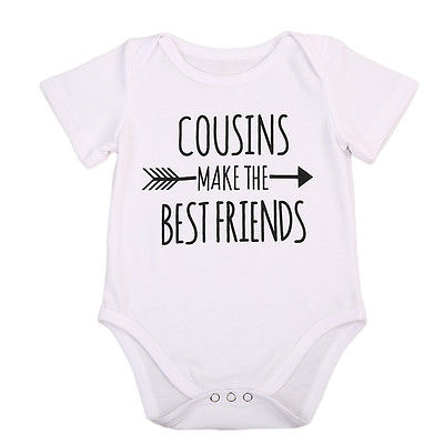 48f86ad50 'Cousins make the best friends' Onesie