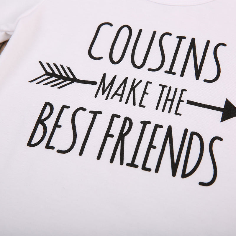 'Cousins make the best friends' Onesie