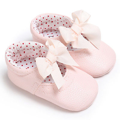 Cute Bowknot Shoes