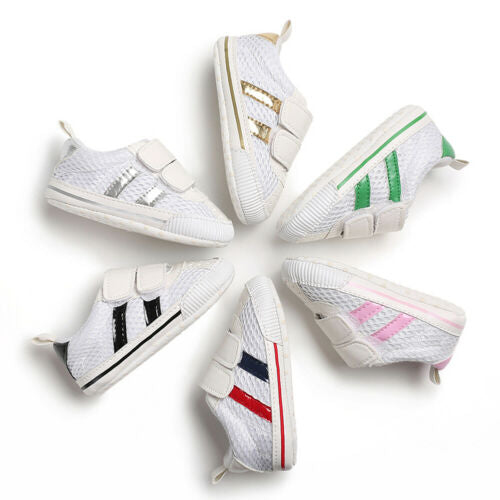 'Hero' Velcro Sneakers