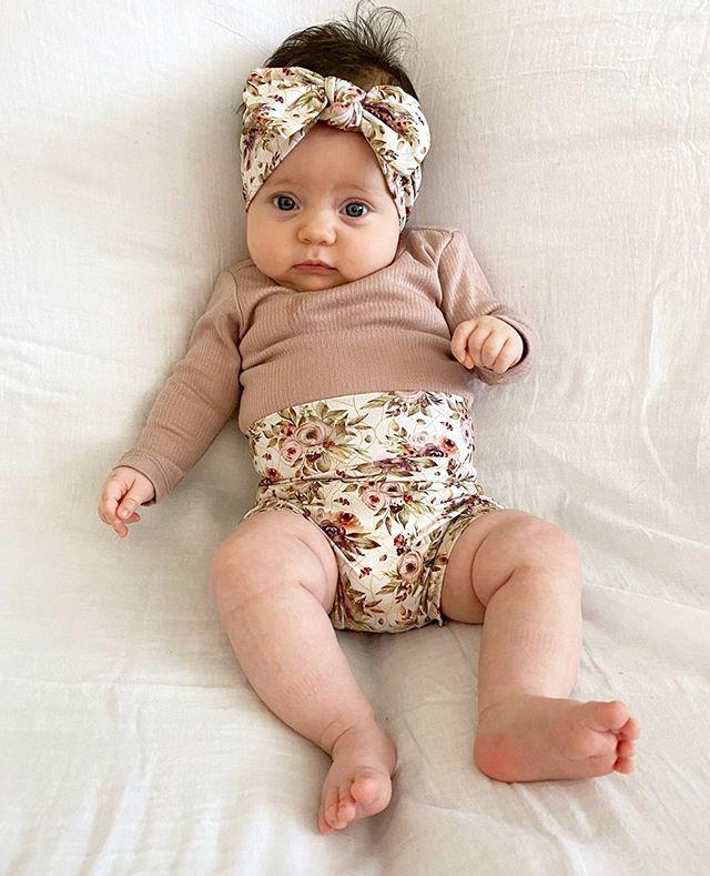 'Rosie' Outfit with Headband