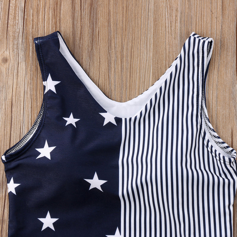 'Stars & Stripes' Swimsuit