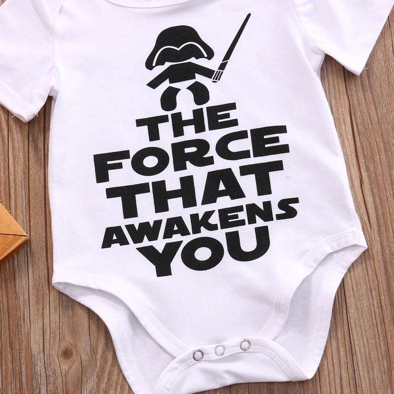 'The Force That Awakens You' Onesie
