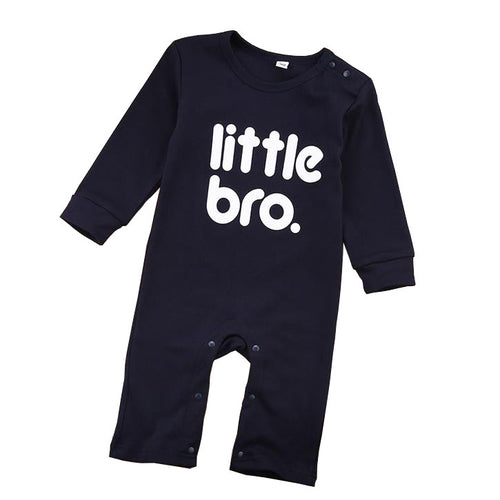 'Little Bro' Jumpsuit