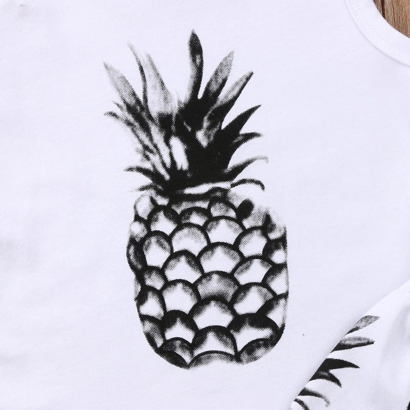 'Pineapple' Summer Outfit