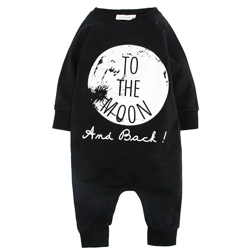 """To the Moon and Back"" Jumpsuit"