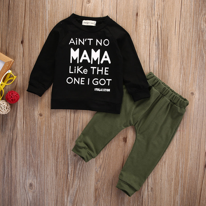 'Ain't No Mama Like The One I Got' Outfit