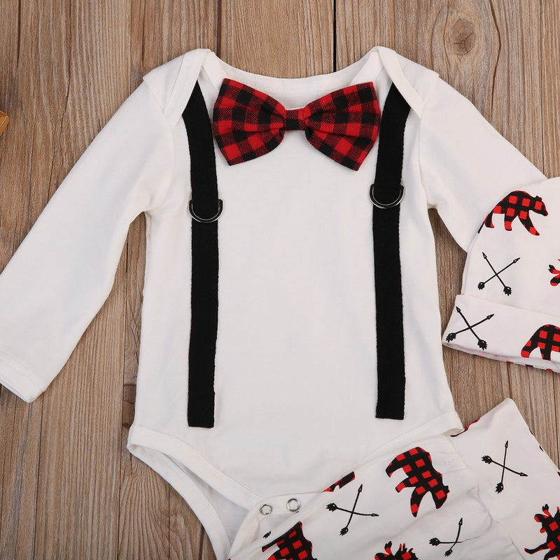 Checkered Bowtie Bundle