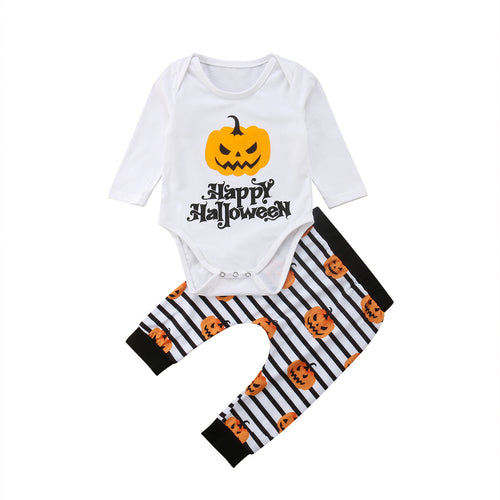 'Happy Halloween' Outfit