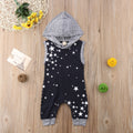 'Star' Hooded Jumpsuit