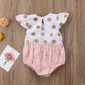 Golden Polka Dot Bundle