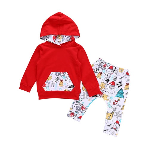 'Christmas' Hoody Outfit