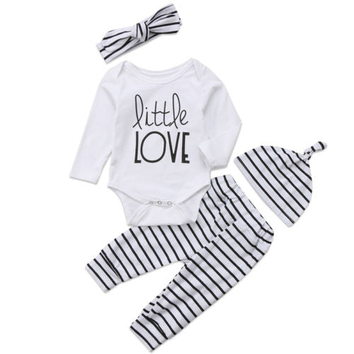 4 piece 'Little Love' Outfit