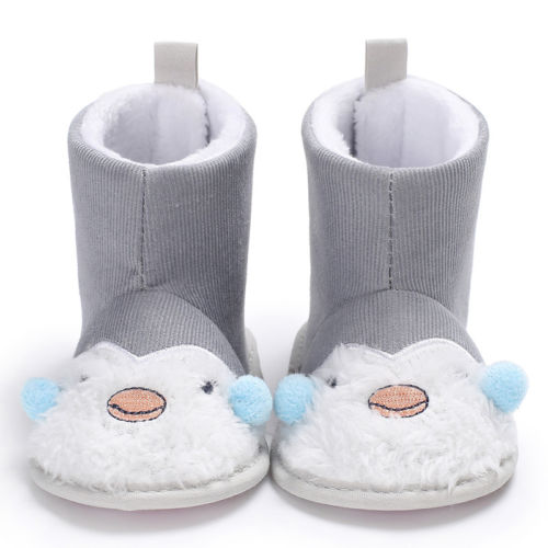 Penguin Booties