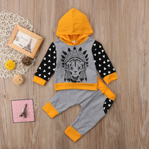 'Lion King' Hoody Outfit