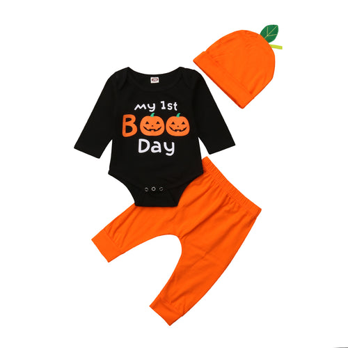 'My first BOO day' Outfit