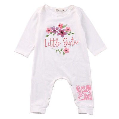 'Little Sister' Jumpsuit