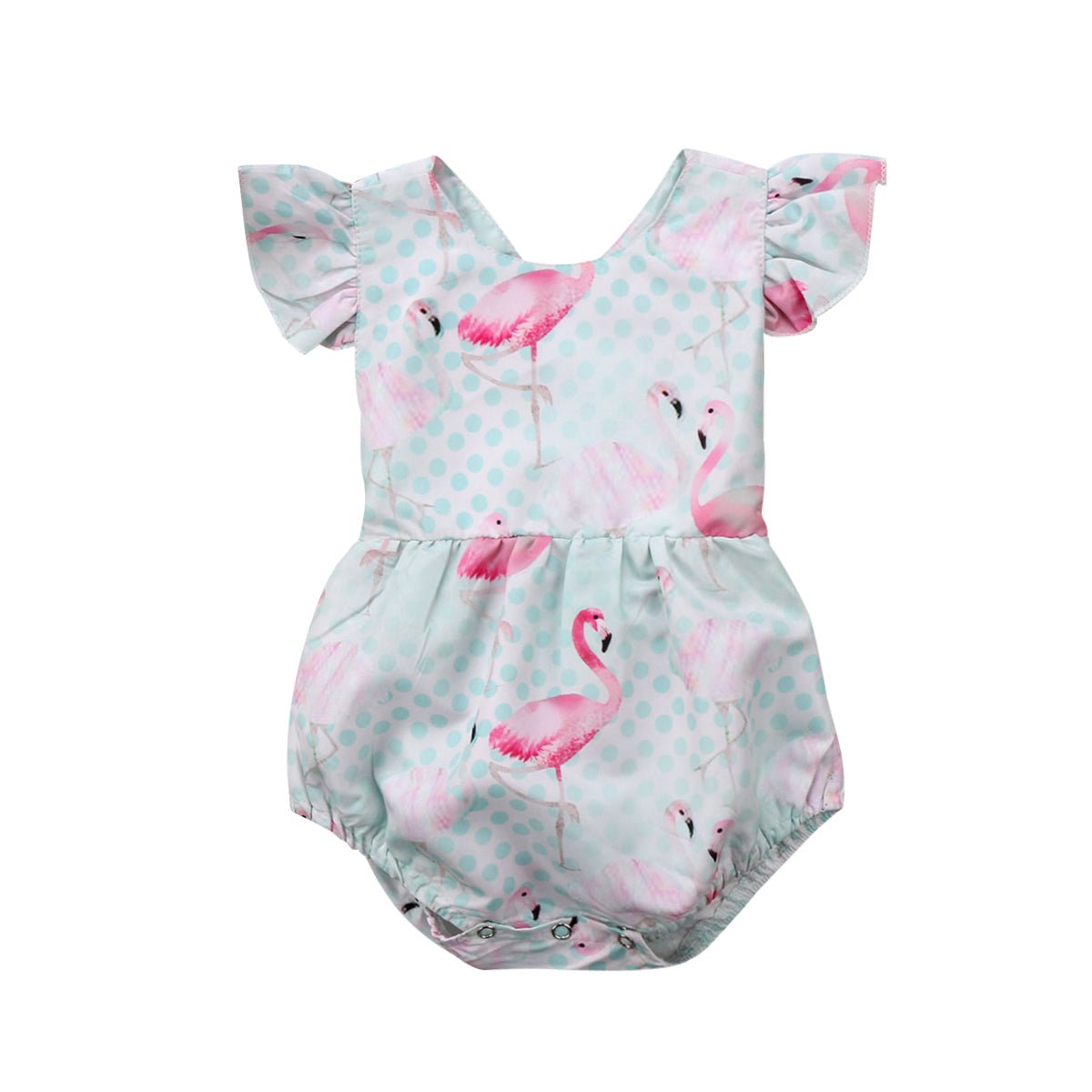 529be97e6 Flamingo  Summer Romper – TenBazaars