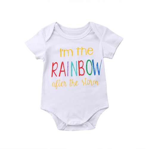 'Rainbow after the Storm' Onesie