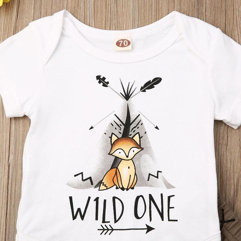 'Wild One' Outfit - Short Sleeved